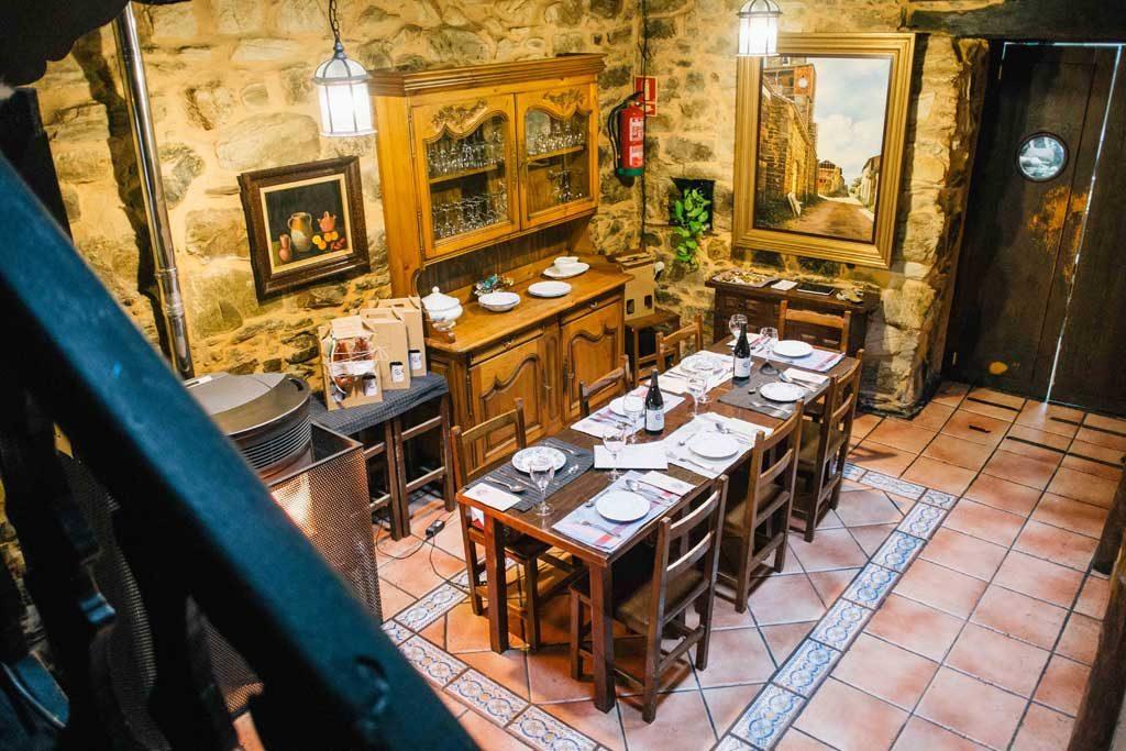 Fotografía-decoracion-interior-Rabanal-del-Camnio-El-Refugio-Hosteria-NARUA