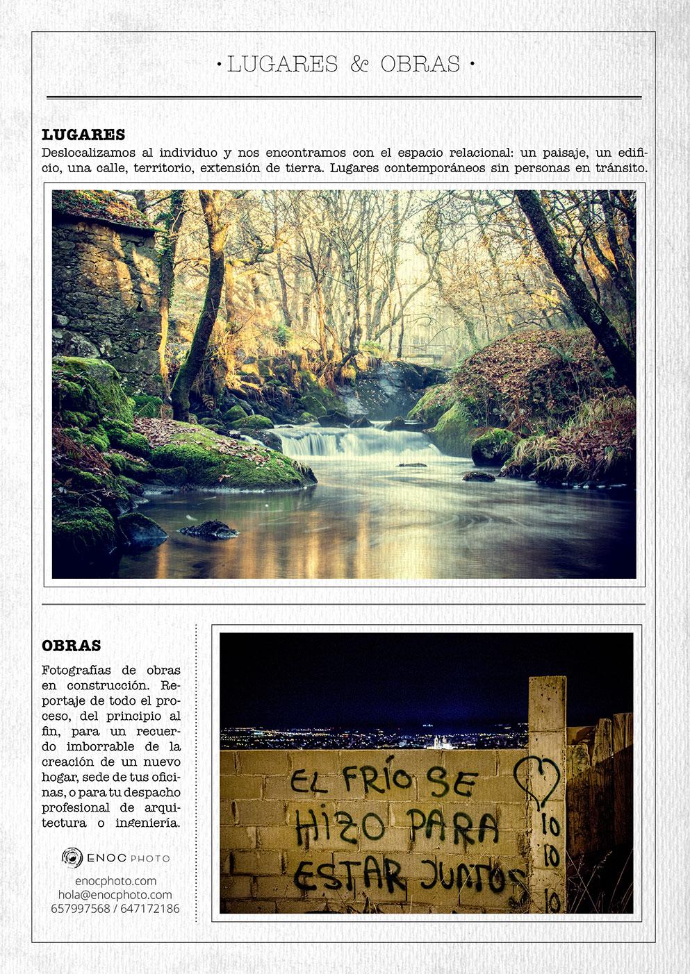 pdf descargables de la web de Enoc Photo